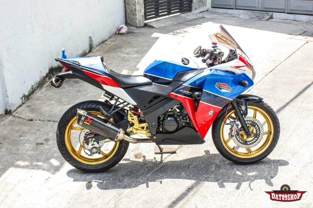Honda cbr150 độ đầy phong cách của biker việt - 2