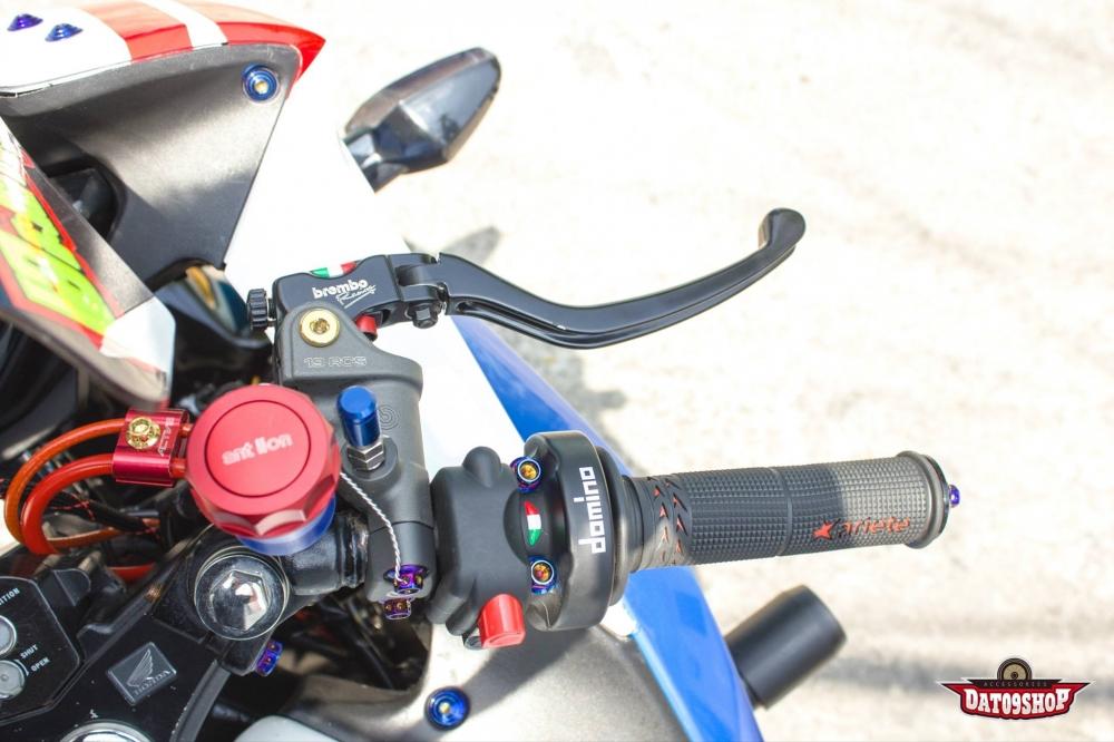 Honda cbr150 độ đầy phong cách của biker việt - 4