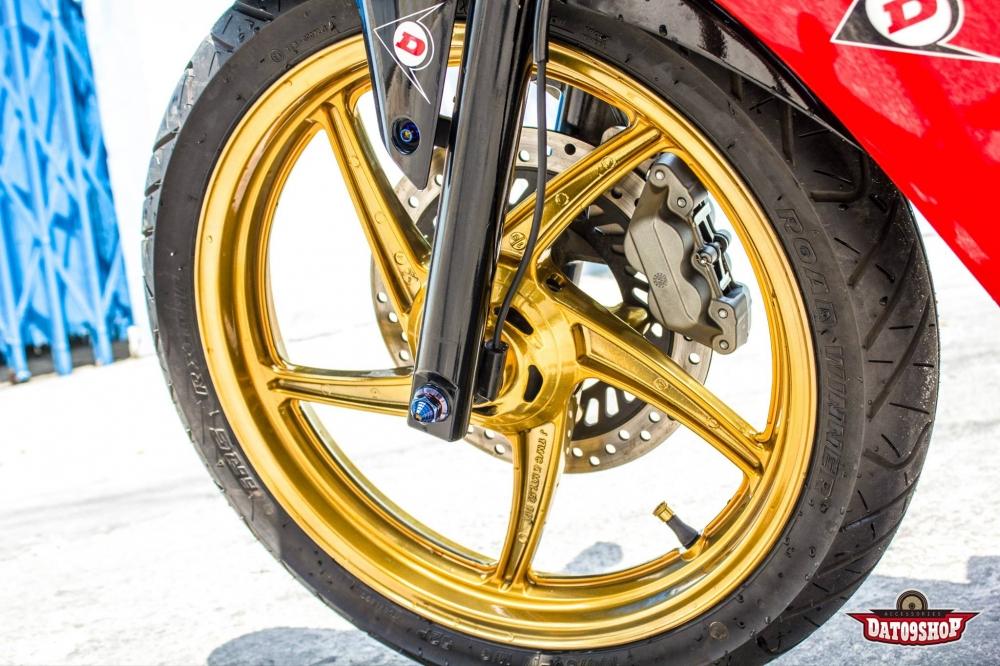 Honda cbr150 độ đầy phong cách của biker việt - 6