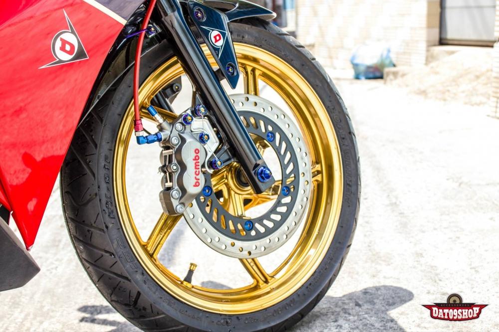 Honda cbr150 độ đầy phong cách của biker việt - 7