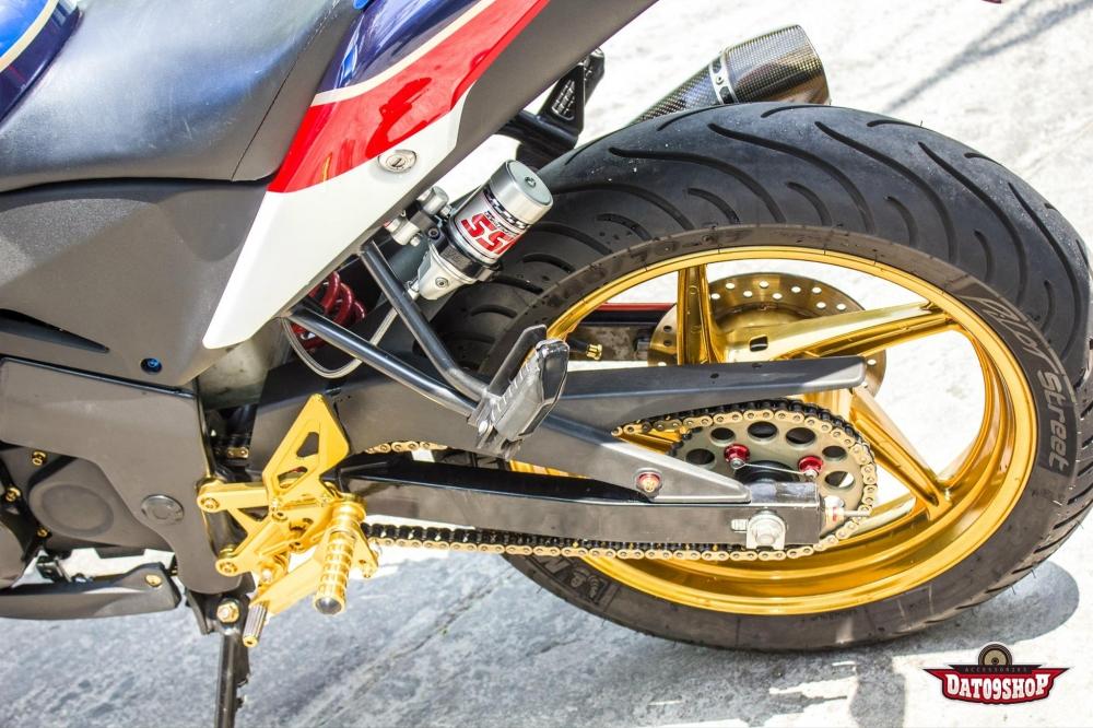 Honda cbr150 độ đầy phong cách của biker việt - 8