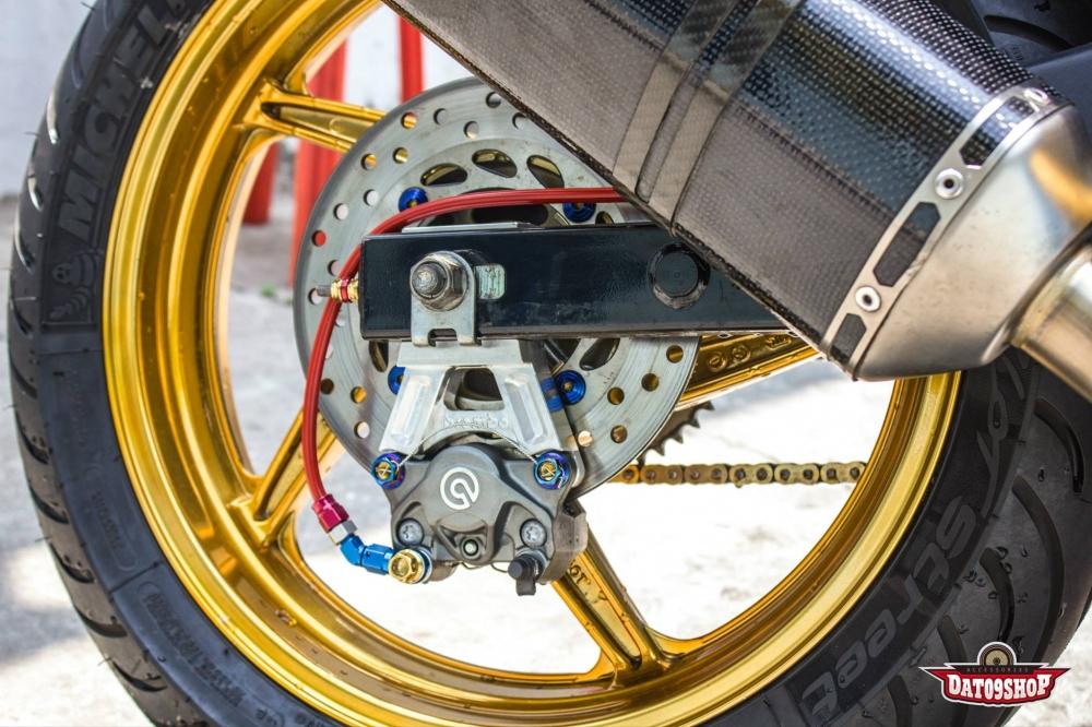 Honda cbr150 độ đầy phong cách của biker việt - 9