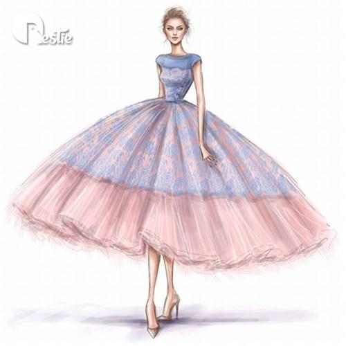 Những chiếc váy cưới các cô gái sẽ ao ước diện một lần trong đời - 3