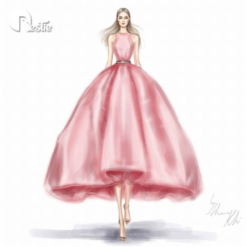 Những chiếc váy cưới các cô gái sẽ ao ước diện một lần trong đời - 4