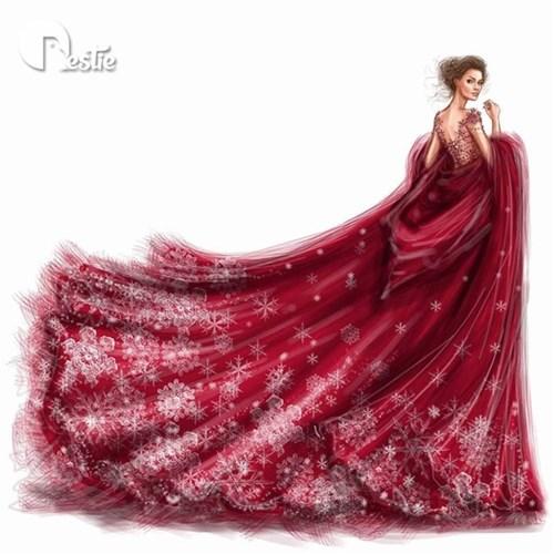 Những chiếc váy cưới các cô gái sẽ ao ước diện một lần trong đời - 5