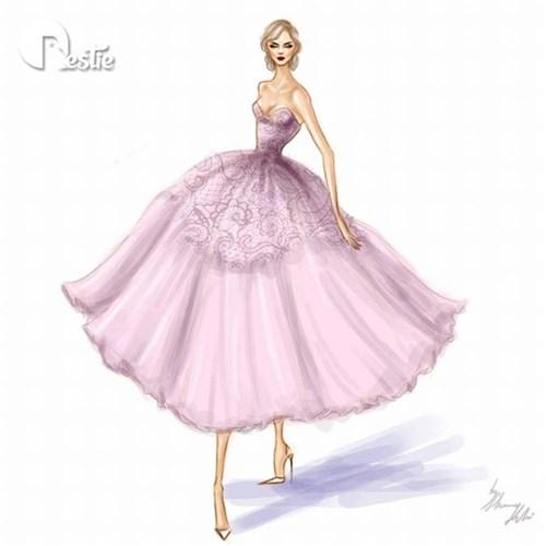 Những chiếc váy cưới các cô gái sẽ ao ước diện một lần trong đời - 9