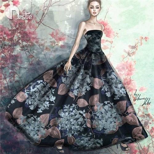 Những chiếc váy cưới các cô gái sẽ ao ước diện một lần trong đời - 12