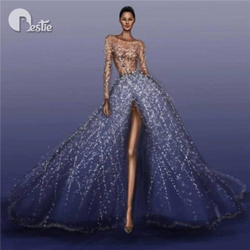 Những chiếc váy cưới các cô gái sẽ ao ước diện một lần trong đời - 13