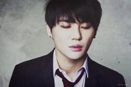 Những kiểu tóc nam ngắn đẹp 2016 sao kpop hàn quốc - 1
