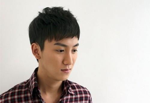 Những kiểu tóc nam ngắn đẹp 2016 sao kpop hàn quốc - 11