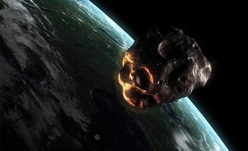 Phát hiện miệng hố thiên thạch lớn nhất trên trái đất - 1