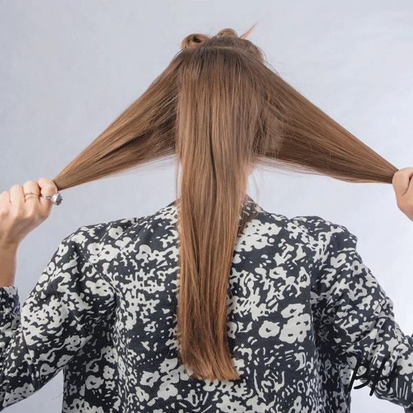 3 cách tết mái tóc phồng tự nhiện đẹp cô nàng tóc mỏng hè 2017 - 7