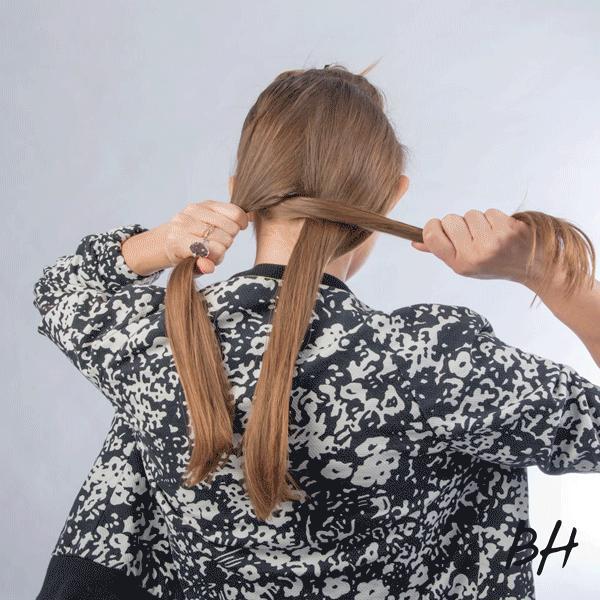 3 cách tết mái tóc phồng tự nhiện đẹp cô nàng tóc mỏng hè 2017 - 8