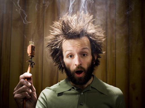 Tóc người có dẫn điện không - 1