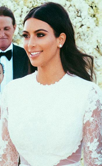 2 phong cách trang điểm cưới của người nổi tiếng - 1