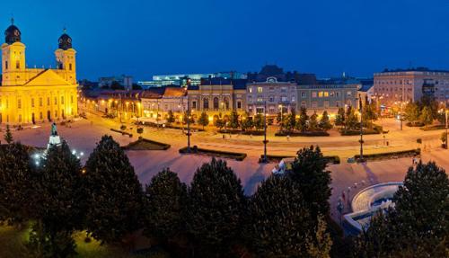 Debrecen - thủ đô dự phòng của hungary - 1