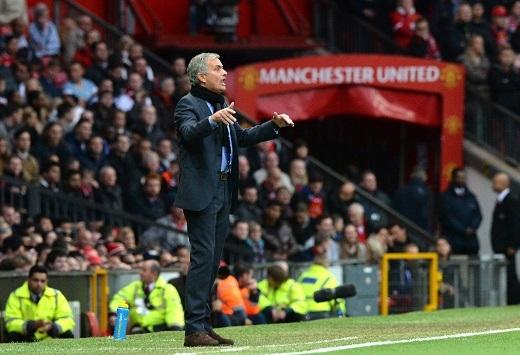 Điểm tin bóng đá mourinho đã từ chối 5 ông lớn để đến mu - 1
