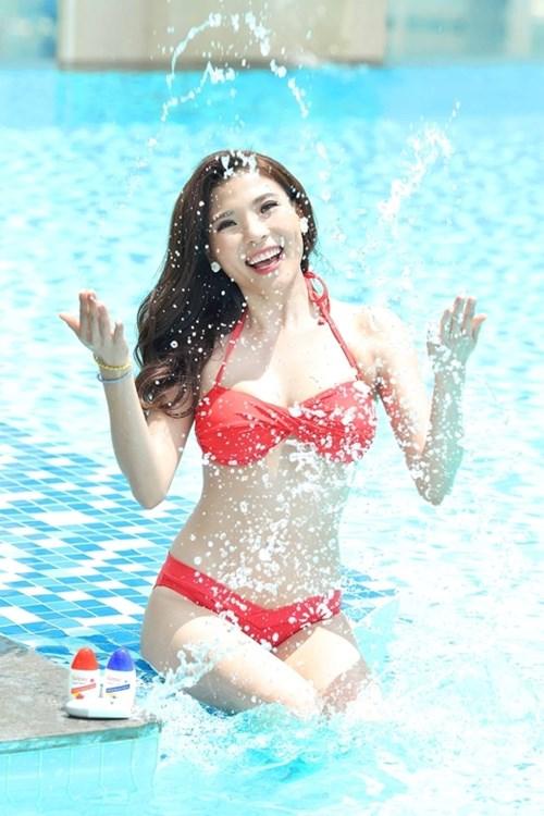 điệu với phụ kiện đi bơi ngày hè - 3