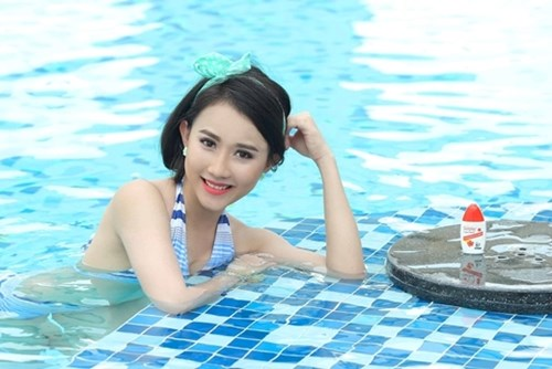điệu với phụ kiện đi bơi ngày hè - 7