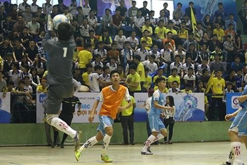 Giải thể thao sinh viên 2016 - đón chờ chảo lửa futsal - 2