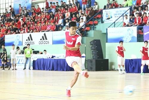 Giải thể thao sinh viên 2016 - đón chờ chảo lửa futsal - 3