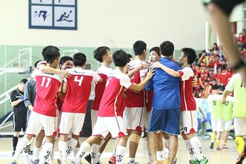 Giải thể thao sinh viên 2016 - đón chờ chảo lửa futsal - 5