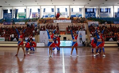Giải thể thao sinh viên việt nam 2016 chính thức khởi động - 2