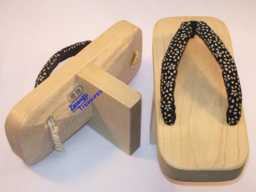 Guốc gỗ geta- nét đẹp truyền thống người nhật bản - 9