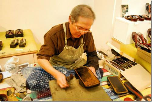 Guốc gỗ geta- nét đẹp truyền thống người nhật bản - 14