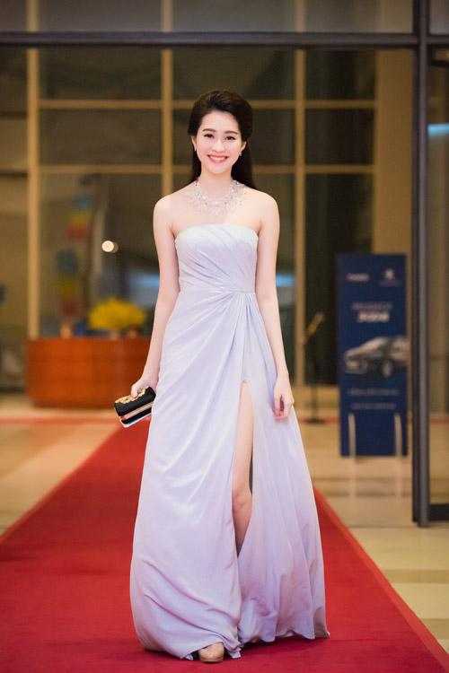 Chiêm ngưỡng vẻ đẹp - xinh như tiên nữ giáng trần của hoa hậu đặng thu thảo - 3
