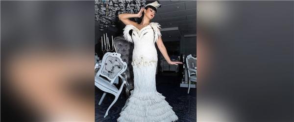 Ngạc nhiên tột độ khi biết những bộ váy cưới lộng lẫy được làm từ đâu - 7