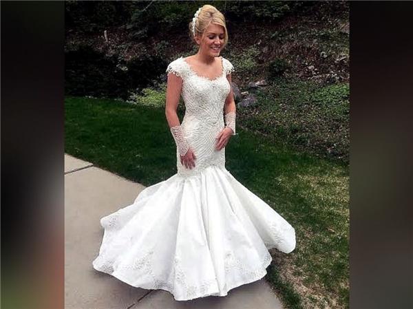 Ngạc nhiên tột độ khi biết những bộ váy cưới lộng lẫy được làm từ đâu - 13