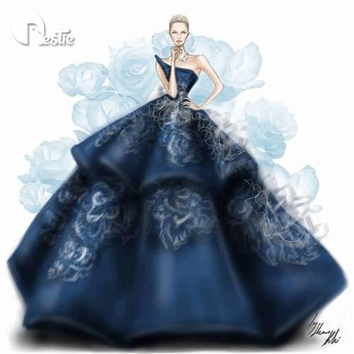 Những chiếc váy cưới các cô gái sẽ ao ước diện một lần trong đời - 1