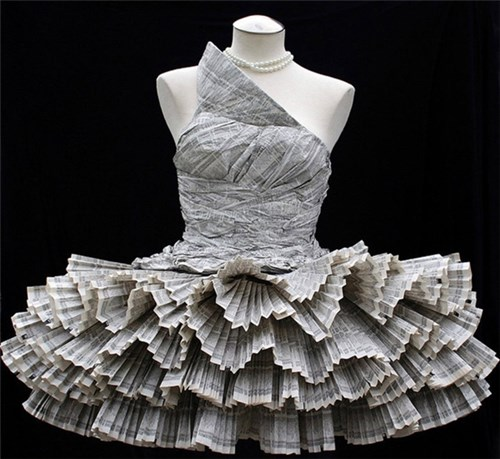 Những chiếc váy cưới điên rồ ai cũng lắc đầu ngán ngẩm - 5