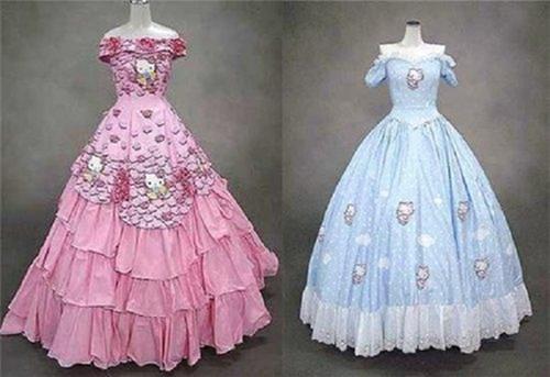 Những chiếc váy cưới điên rồ ai cũng lắc đầu ngán ngẩm - 10