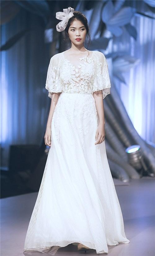 Những chiếc váy cưới khiến các cô gái muốn theo chàng về dinh - 2