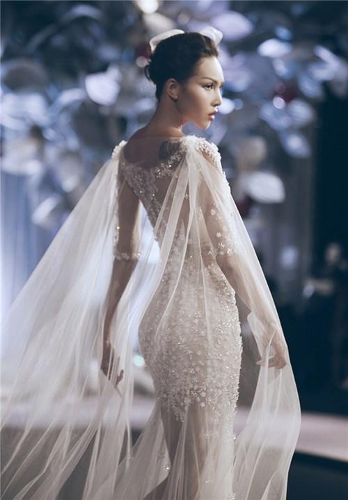 Những chiếc váy cưới khiến các cô gái muốn theo chàng về dinh - 6