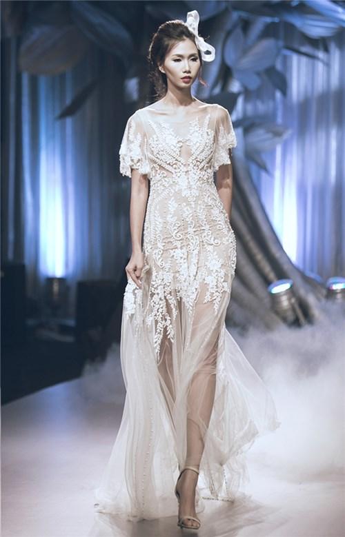 Những chiếc váy cưới khiến các cô gái muốn theo chàng về dinh - 7