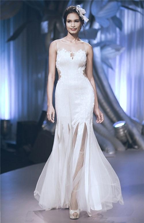 Những chiếc váy cưới khiến các cô gái muốn theo chàng về dinh - 8
