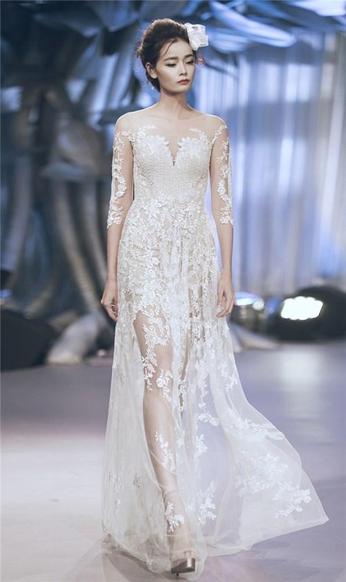 Những chiếc váy cưới khiến các cô gái muốn theo chàng về dinh - 10