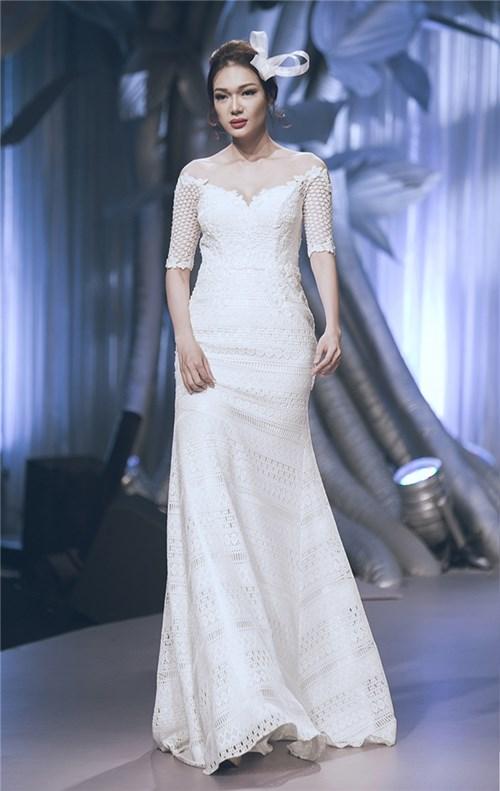 Những chiếc váy cưới khiến các cô gái muốn theo chàng về dinh - 12