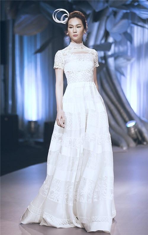 Những chiếc váy cưới khiến các cô gái muốn theo chàng về dinh - 14