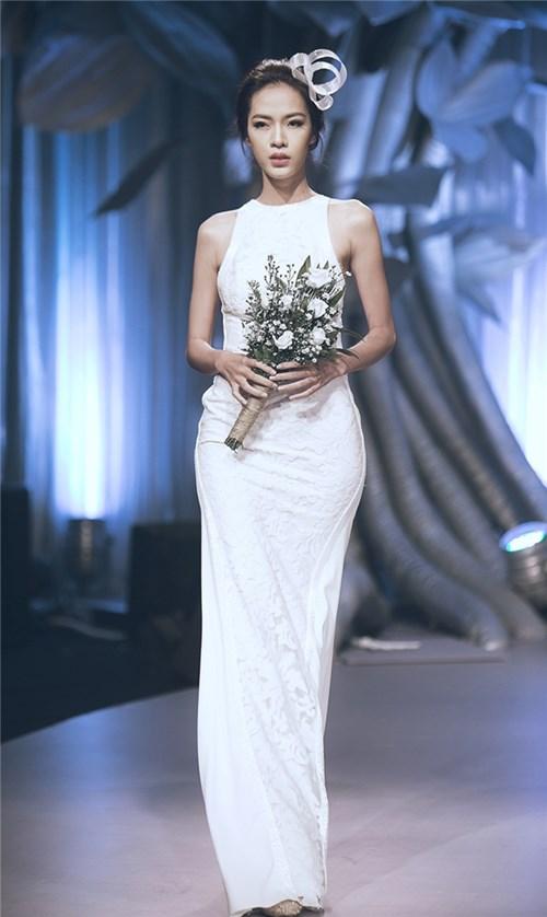 Những chiếc váy cưới khiến các cô gái muốn theo chàng về dinh - 16