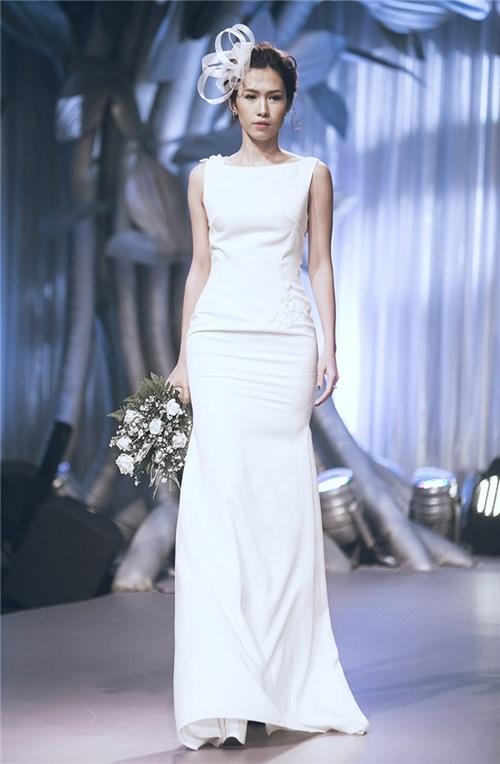 Những chiếc váy cưới khiến các cô gái muốn theo chàng về dinh - 17