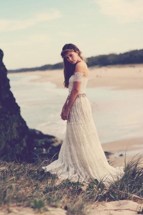 Những mẫu váy cưới đẹp đến ngạt thở khiến mọi cô gái phải ao ước - 4