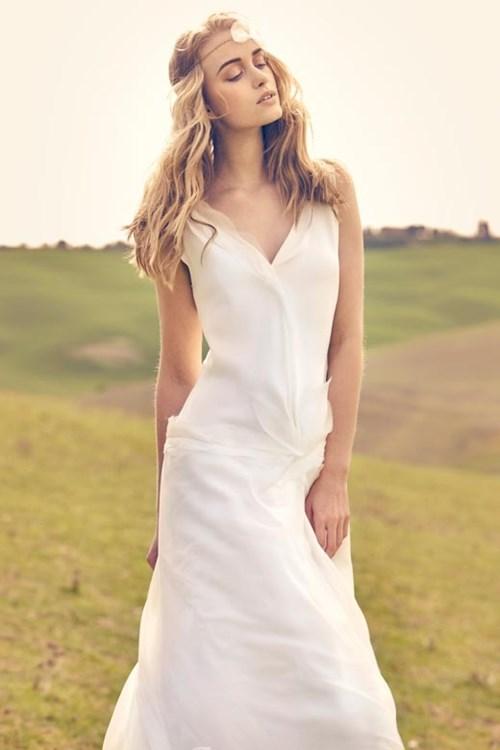 Những mẫu váy cưới đẹp đến ngạt thở khiến mọi cô gái phải ao ước - 6