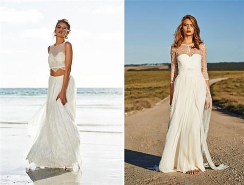 Những mẫu váy cưới đẹp đến ngạt thở khiến mọi cô gái phải ao ước - 7
