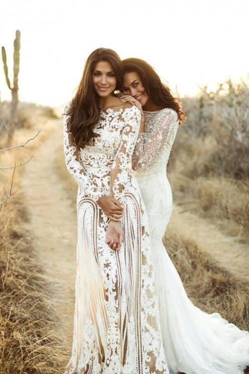 Những mẫu váy cưới đẹp đến ngạt thở khiến mọi cô gái phải ao ước - 8