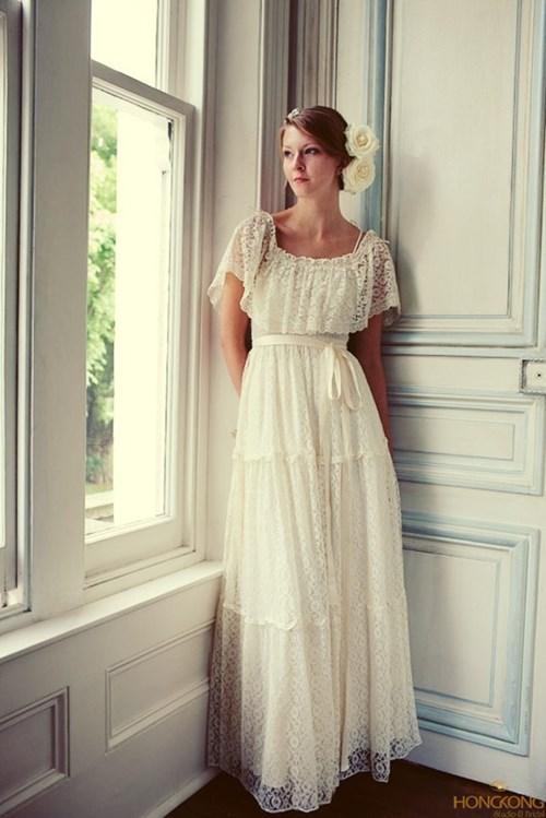 Những mẫu váy cưới đẹp đến ngạt thở khiến mọi cô gái phải ao ước - 12