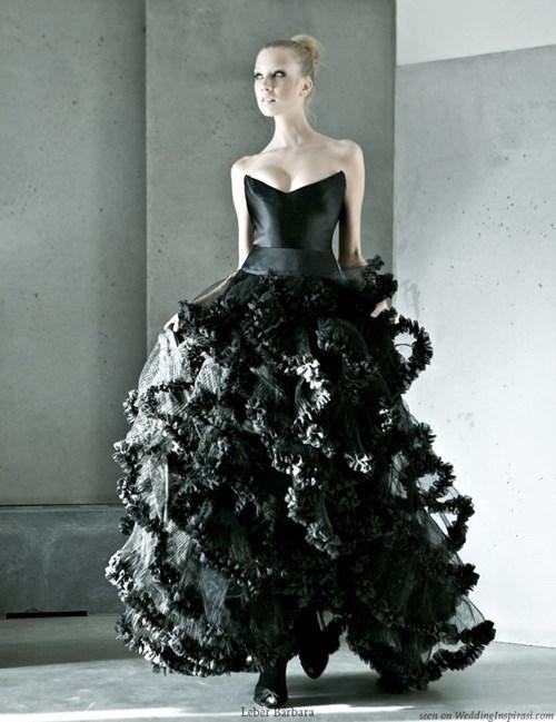Những mẫu váy cưới đẹp đến ngạt thở khiến mọi cô gái phải ao ước - 14
